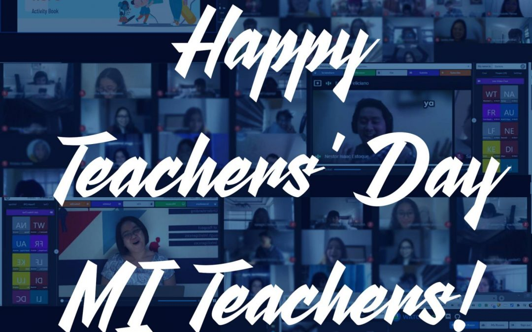 Celebrating Teachers and the Difference They Make
